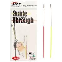 Игла TICT Guide Through для продевания лески в кольца (2 шт.)