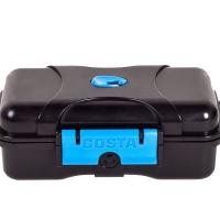 Чехол для очков COSTA DEL MAR Dry Case цв. Black/ Blue