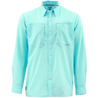 Рубашка SIMMS Ultralight Shirt цвет light blue