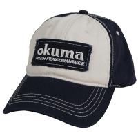 Кепка OKUMA Full Back Two Tone Blue Patch Hat