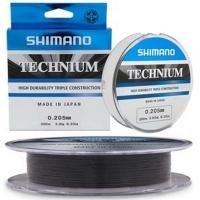 Леска SHIMANO Technium 300 м 0,285 мм цв. Черный