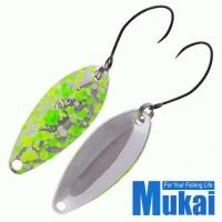 Блесна колеблющаяся MUKAI Looper Partridge 2,4 г код цв. PM04