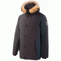 Куртка пуховая SIVERA Хорт 2.0 цвет черный