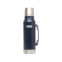 Термос STANLEY Classic Vacuum Bottle (тепло 24 ч/ холод 24 ч) 1 л цв. Синий
