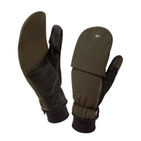 Варежки SEALSKINZ Outdoor Sports Mitten цв. Olive р. L