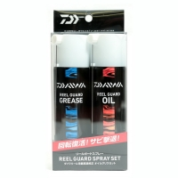 Набор Смазок DAIWA Reel Guard Spray Set