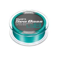 Плетенка VARIVAS Avani Sea Bass Super Sensitive LS8 150 м цв. Мятный # 1
