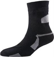 Носки SEALSKINZ Thin Ankle Length Sock цвет Black