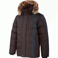 Куртка пуховая SIVERA Ирик 2.1 цвет чёрный