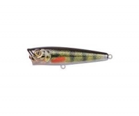 Поппер SPRO Ikiru Chrome Pop 65 цв. Green Perch