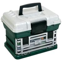 Ящик PLANO 1362-00 с 2 коробками и верхним отсеком для аксессуаров