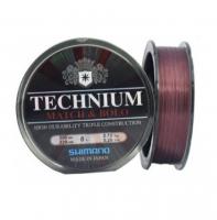 Леска SHIMANO Technium Match Line 150 м 0,14 мм цв. бордовый