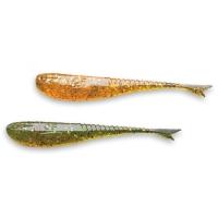 """Слаг CRAZY FISH Glider 1,2"""" (16 шт.) зап. чеснок, код цв. 1/9"""