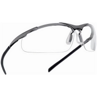 Очки открытые BOLLE CONTOUR METAL прозрачная линза