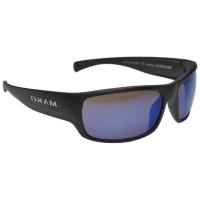 Очки солнцезащитные MAKO Escape цв. Matt Black цв. стекла Glass HDIR Blue Mirror