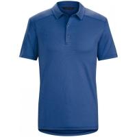Рубашка CLOUDVEIL South Park SS Polo цвет Reservoir