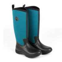 Сапоги MUCKBOOT Arctic Adventure цвет Черный / бирюзовый