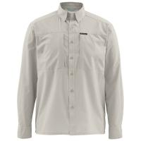Рубашка SIMMS Ultralight LS Shirt цвет Putty