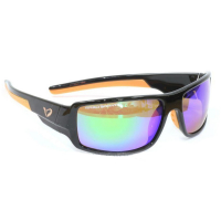 Очки SAVAGE GEAR Savage Eyes Polarized Sunglasses цв. Amber (Sun And Clouds)