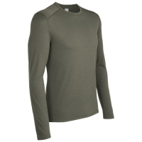 Футболка ICEBREAKER Everyday Long Sleeve цвет Cargo