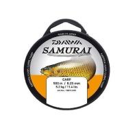 Леска DAIWA Samurai Carp 350 м цв. камуфляж 0,35 мм