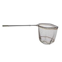 Подсачек SPRO LANDING TELE NET 150-222 cм, 60x60 см, глубина 50cm