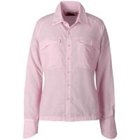 Рубашка женская CLOUDVEIL Clc Cl LS St цвет Faded Pink