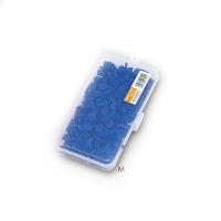 Защита для крючка MEIHO Safety Cover M (100 шт.) в коробке цв. голубой