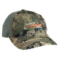 Бейсболка SITKA Stretch Fit Cap цвет Optifade Ground Forest