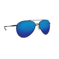 Очки COSTA DEL MAR Piper 580 GLS р. M цв. Shiny Black цв. ст. Blue Mirror