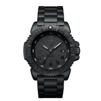 Наручные часы LUMINOX NAVY SEAL BLACKOUT A.3152.BO