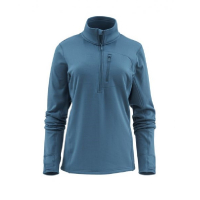 Пуловер SIMMS WS Fleece Midlayer 1/2 Zip цвет Teal