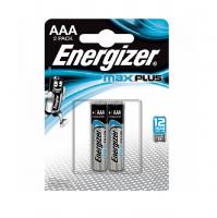 Батарейка ENERGIZER MAX Plus Alk AAA BP2 (2 шт.)