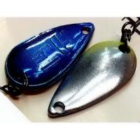 Блесна колеблющаяся JESPA T-Spoon 1,4 г код цв. BJ24