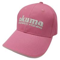 Кепка OKUMA Pink Cotton Cap