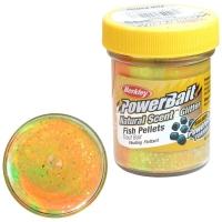 Паста BERKLEY PowerBait Natural Scent Glitter TroutBait аттр. Пелец цв. Радуга