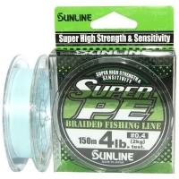 Плетенка SUNLINE New Super PE 150 м 0.4 цв. light blue