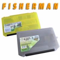Комплект коробок FISHERMAN ФЗ98м-к для ФЗ98М (ФФКДП-2 - 1 шт., ФФКДП-3 - 3 шт.)