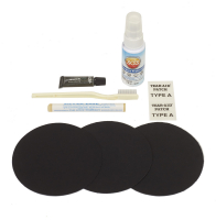 Рем. Комплект WATERSHED Waterproof Bag Repair & Maintenance Kit цв. alpha green