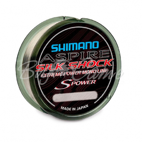 Леска SHIMANO Aspire Silk Shock SPower 50 м 0,16 мм ASPSS5016 фото 1