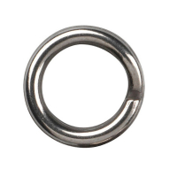 Кольцо заводное GAMAKATSU Hyper Split Ring № 2 (8,6 кг) (12 шт.)