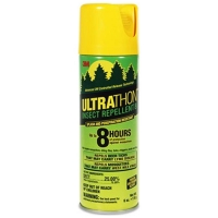 Аэрозоль THERMACELL для защиты от клещей, мошки и комаров UltraThon 170 гр