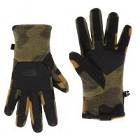 Перчатки THE NORTH FACE Etip Gloves цвет Burnt Olive Green Woods Camo