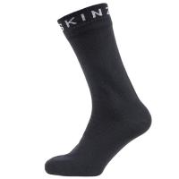 Носки SEALSKINZ Super Thin Mid Sock цвет Black / Grey