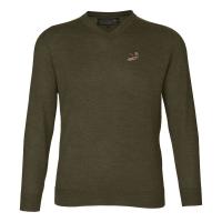 Пуловер SEELAND Noble Pullover цвет Pine green
