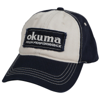 Кепка OKUMA Full Back Two Tone Blue Patch Hat