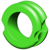 """Пип-сайт G5 Meta Peep Large Hunter 1/4"""" цв. Green"""