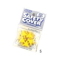 Защита для крючка MEIHO Safety Cover S (9 шт.) цв. желтый