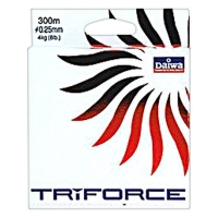 Леска DAIWA Triforce 300 м 0,18 мм