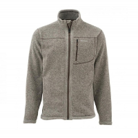 Куртка SIMMS Rivershed Sweater Full Zip цвет Bark